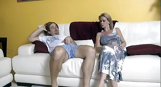 Stepmom stepson affair 42 from mom to sex slave