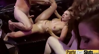 Teen Party Hot Girls (nicki &amp_ ryan &amp_ tiffany) In Hard Style Group Sex Tape mov-29