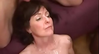 French mature gangbang dp - Avapink.com