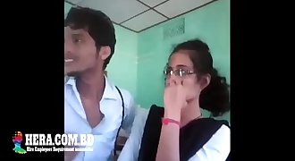 Neha and Sumit are fucking in school - HERA.COM.BD